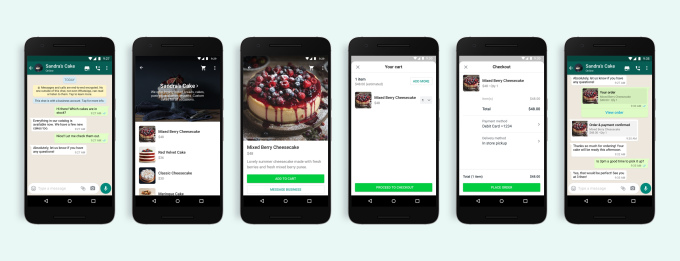 WhatsApp Business gets new shopping features