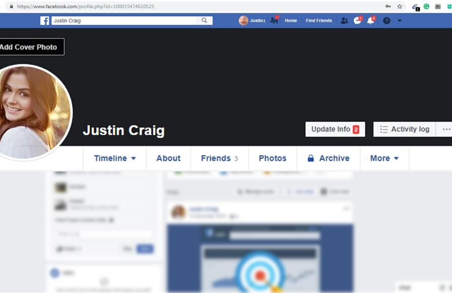 How to identify a fake Facebook Profile picture